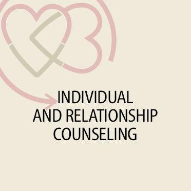 INDIVIDUAL AND RELATIONSHIP COUNSELING